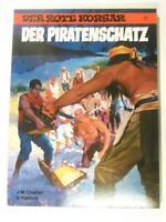 DER ROTE KORSAR # 11 Carlsen Verlag Softcover 1.Auflage Zustand 1