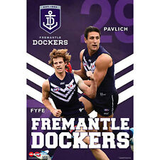 AFL - Fremantle Dockers Players POSTER 61x91cm NEW * Footy