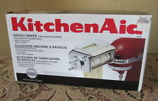KITCHEN AID TILT HEAD MIXER RAVIOLI MAKER ATTACHMENT BRAND NEW IN CARTON!