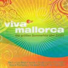 Viva Mallorca -Gr. Sommerhits aller Zeiten 2 CD NEU Summer Dreamin' Kate Yanai