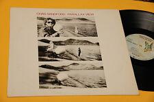 CHAS SANDFORD LP PARALLAX VIEW ORIG 1982 NM !!!!!!!!!!!!!