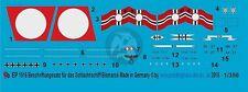 Peddinghaus 1/350 Bismarck German Battleship WWII Markings (w/Floatplane) 1516