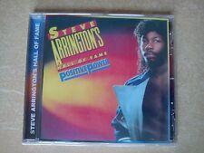 CD Album Steve Arrington's Hall Of Fame(Positive Power) 1984 New/Neuf S/S Sealed