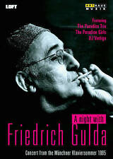 A Night with Friedrich Gulda (DVD, 2014, Region 0) Usually ships in 12 hours!!!
