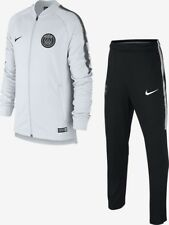 1B23 Nike PSG PARIS SAINT GERMAIN Squadra A Secco Per Bambini Calcio Tuta Da Ginnastica Sz XL 13-15