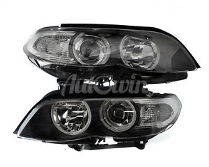 BMW X5 SERIES E53 2000-2006 XENON HEADLIGHT LEFT AND RIGHT SIDE GENUINE OEM NEW