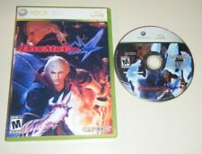 Devil May Cry 4 GAME & CASE for your XBOX 360 system