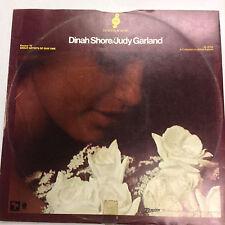 Dinah Shore Judy Garland SL6752 Zenith 33RPM 031017RR