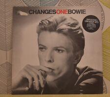 DAVID BOWIE - ChangesOneBowie [Vinyl LP,1976] UK RS 1055 Best Of Rock *EXC