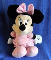 Minnie Mouse doll in pink - Disney Baby- 42cm - plush