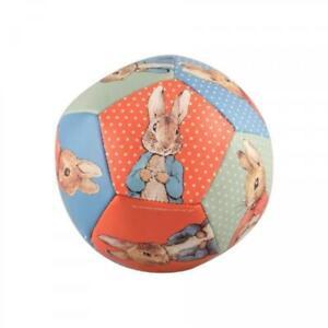 Beatrix Potter Peter Rabbit Baby's Soft Vinyl First Ball 10cm - Petit Jour Paris