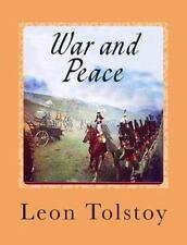 War and Peace : Volume-I by Leo Tolstoy (2014, Paperback)
