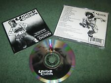 UNIFIED CULTURE - To Know What's Up (cd) jason j mann popson mushroomhead