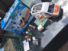 Playmobil 4221 City Acción Ambulancia Paramédico Con Caja