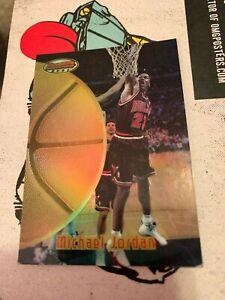 Michael Jordan Bowman's Best Refractor #60 Rare Mint Condition 1997