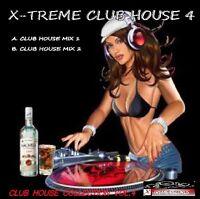 X-TREME CLUB HOUSE 4 - 2009 DJ Club Remixes - CD