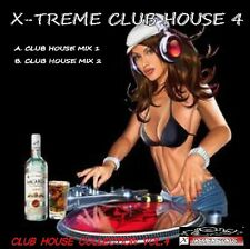X-TREME CLUB HOUSE 4 - 2009 DJ Club Remixes - CD