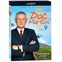 Doc Martin Season 9 (DVD, 3-Disc Set) USA SELLER. Free and Fast Shipping!
