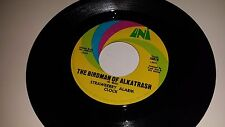 "STRAWBERRY ALARM CLOCK The Birdman / Incense And UNI 55018 45 VINYL 7"" RECORD"