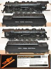 New York Central NYC 3006 L-3A  4-8-2 Sound Mohawk MTH  HO MR5.17
