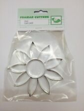 Cake Decorating Metal 206S Sunflower by Framar Cutters
