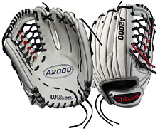 "Wilson A2000 T125 SuperSkin 12.5"" Fastpitch Softball Glove WTA20RF19T125SS"
