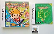 Drawn to Life: The Next Chapter [Nintendo DS/Lite/DSi/XL/2DS/3DS] GENUINE