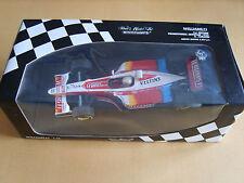 1/18 Minichamps Alex Zanardi en Williams promocional Showcar 1999