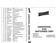 RockAmerica Videopool Sep 2004- ETV DVD