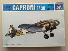 Italeri 113 Caproni CA-311 1:72 Neu & nicht eingetütet in offener OVP
