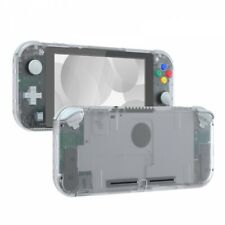 Transparent Clear Replacement Shell w/ Screen Protector for Nintendo Switch Lite