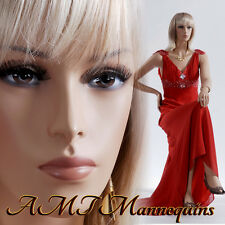 Female mannequins, amt-mannequins,display sitting dummy mannequin - Emily