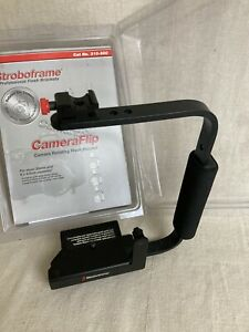 Stroboframe Camera Flip Flash Bracket #310900