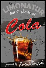 Cola - Postmixsirup - Postmix - Sirup - Getränkesirup - 20l BiB