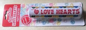 BNIP New Swizzels Love Hearts Party Scatter Table Confetti by Suck UK CELEBRATE