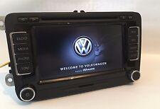 VW RNS510 Navigationsgerät Navi 1T0035680B Kartenmaterial V15 2018 Golf V VI GTI