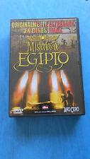 DVD MISTERIOS DE EGIPTO  -