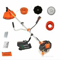 Lawn mower 52cc Heavy Duty 5 in1 Petrol Strimmer Grass Trimmer hedge trimmer