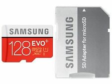 Samsung 128GB EVO Plus Class 10 Micro SDXC with Adapter (MB-MC128GA/AM)