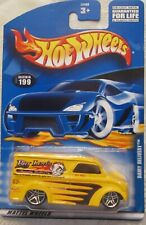 HOT WHEELS  COLLECTOR  #  199  DAIRY  DELIVERY