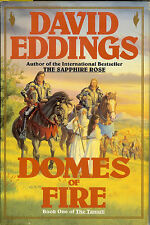 Domes of Fire by David Eddings 1993, Hardcover, Free Shipping U.S.A.