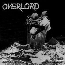 OVERLORD - Broken Toys (NEW*US HARD ROCK*ALICE COOPER*KISS*MÖTLEY CRUE)