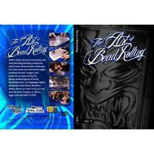 The Art of Bead Rolling (DVD) / sheetmetal / sheet metal / Jamey Jordan