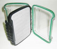 """Kufa Sports Waterproof Fly Box (Double side foam.5""""x4""""x1-5/ 8"""") B226"""