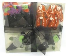 Cute Set of 9 Pc. Variety Halloween Knit Ornaments in Box Nbc Trading Inc. Decor