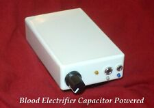 BOB BECK BLOOD ELECTRIFIER  W  COLLOIDAL SILVER GENERATOR  USB RECHARGEABLE
