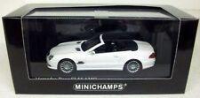 Voitures miniatures blancs MINICHAMPS
