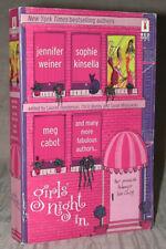 GIRLS' NIGHT IN Sophie Kinsella Jennifer Weiner Meg Cabot + 21 in 1 2004 TSPB