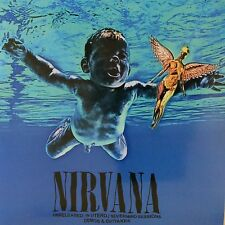 "NIRVANA ""UNRELEASED: IN UTERO / NEVERMIND SESSIONS"" ** COLOURED VINYL ** NEW LP"