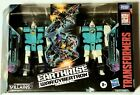 Transformers Earthrise - WFC / Pounce Wingspan Decepticon Twin Set War Cybertron